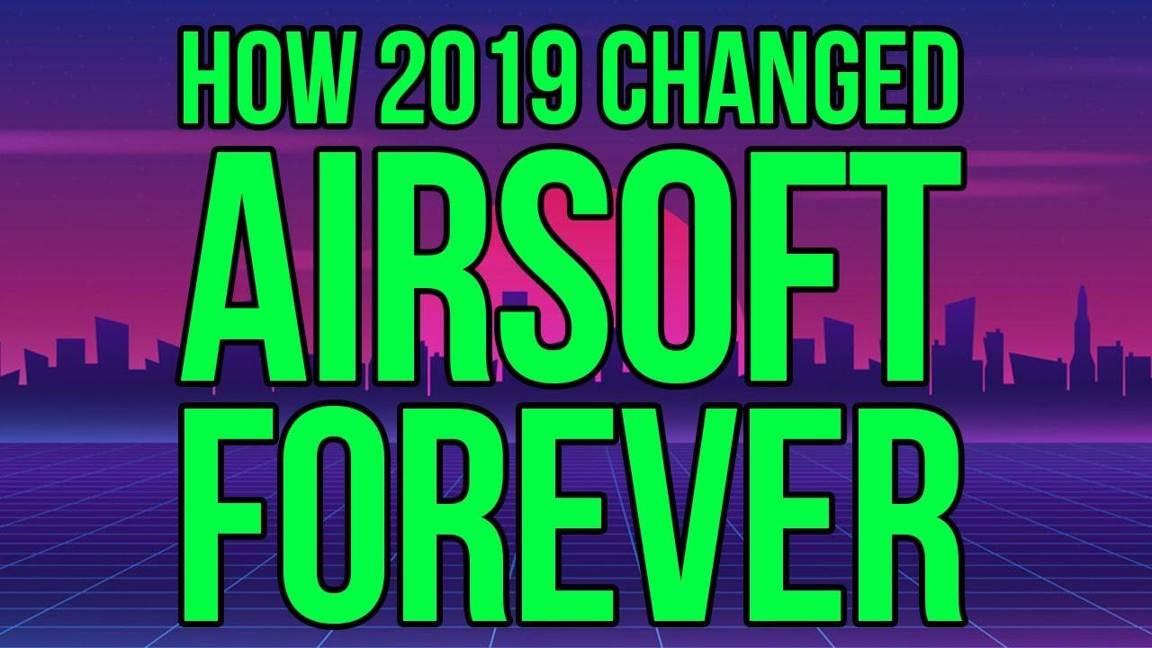Comment 2019 a changé Airsoft Forever – Questions et réponses sur Airsoft