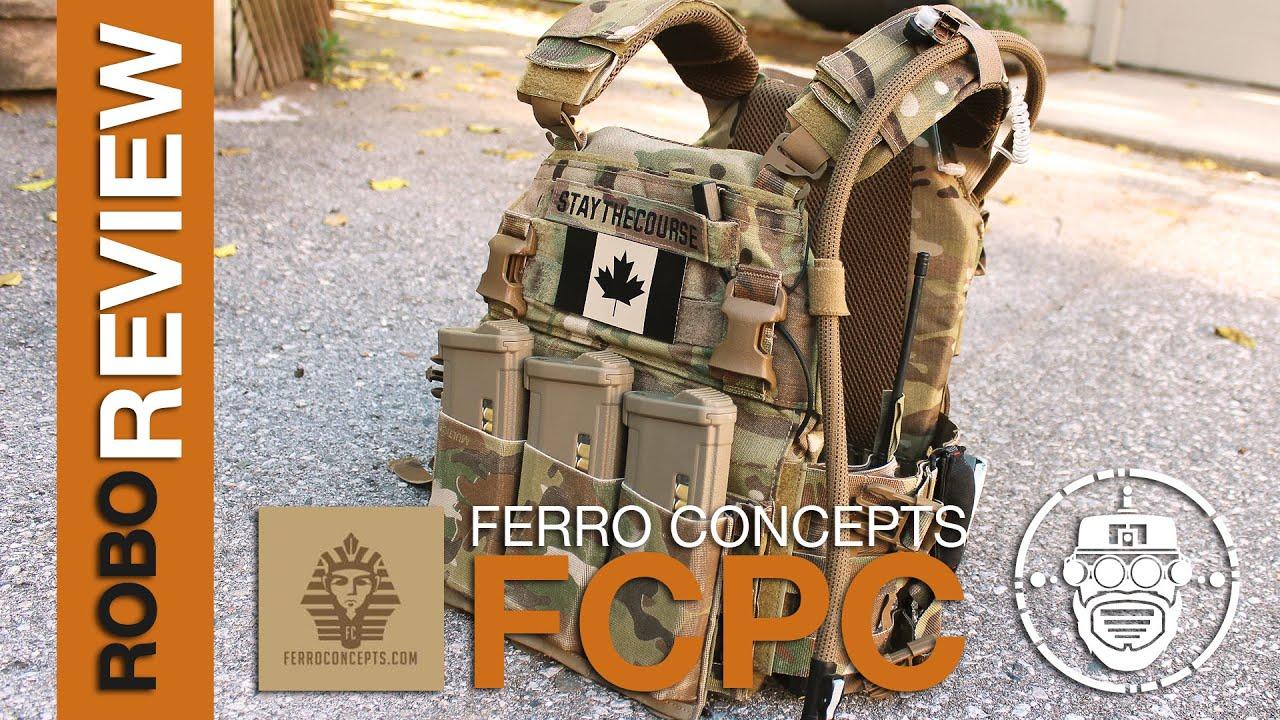 Robo-Airsoft: Revue de Robo Gear – Ferro Concepts FCPC Gen 4 Review