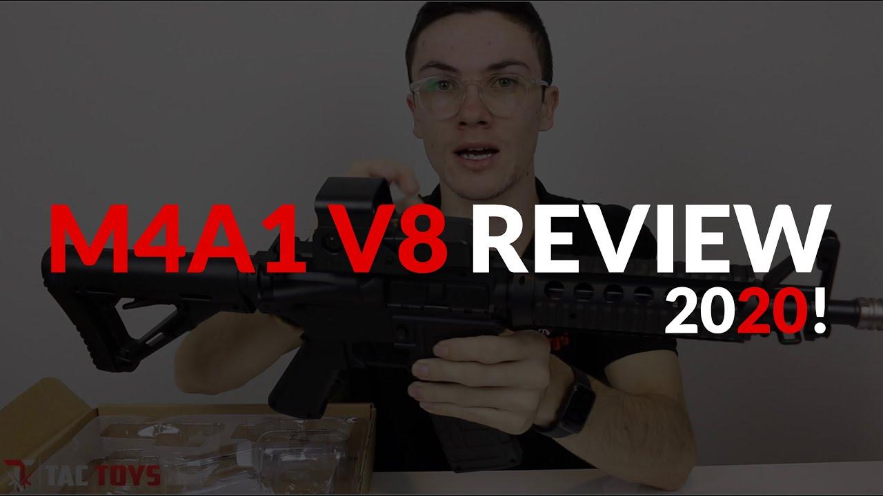 M4A1 V8 REVUE COMPLÈTE! (VERSION 2020 MISE À JOUR) 🔥