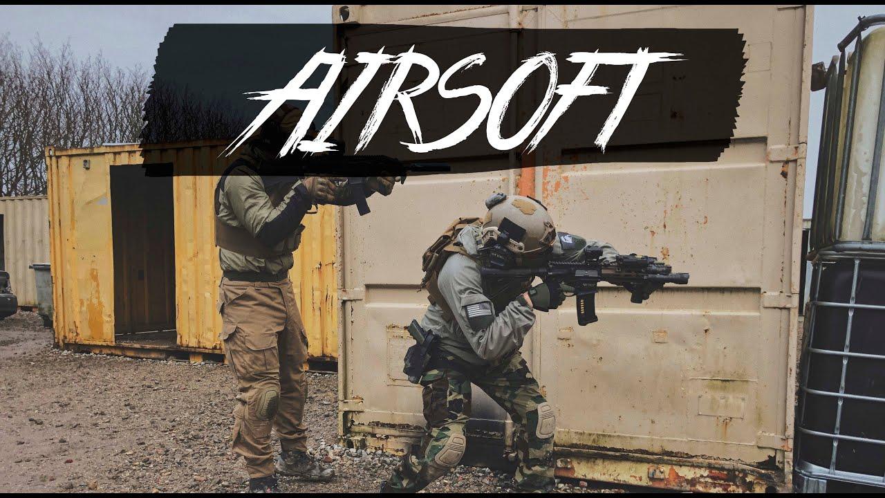 Première vidéo Airsoft de l'année * 2020! CHARGEMENT MARSOC