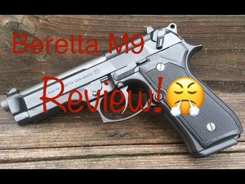 Beretta M9 Review
