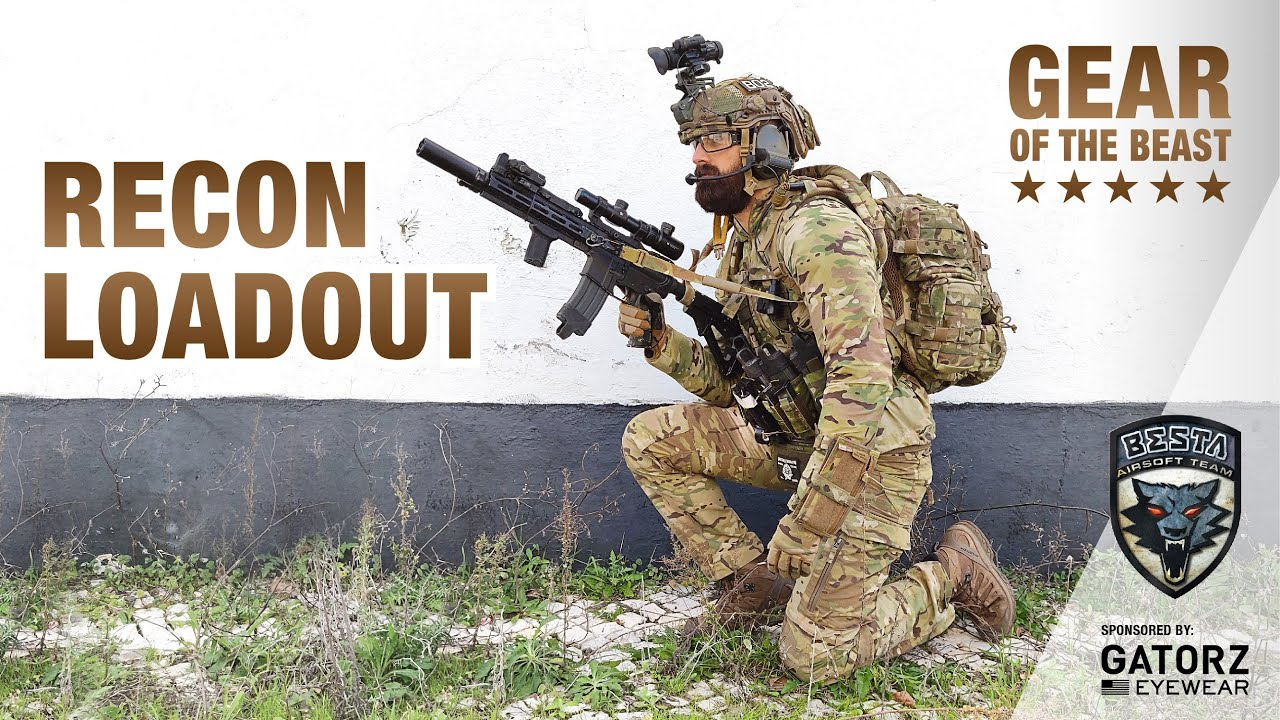 B02 Recon Loadout [ Gear Overview ]