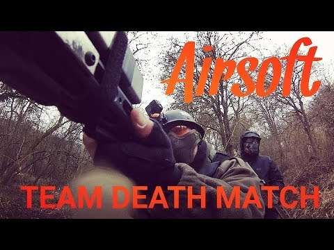 Match à mort par équipe Airsoft (Veckring France)