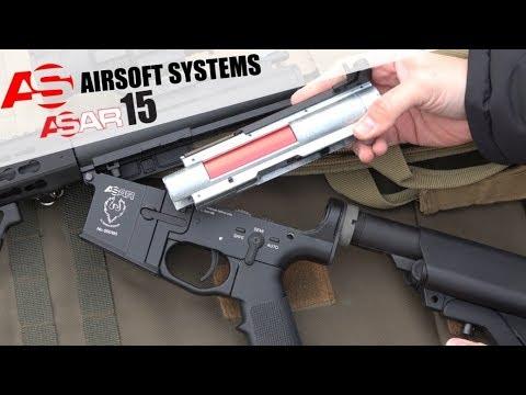 ASAR 15 Airsoft Systems Review Begadi – 4k / UHD