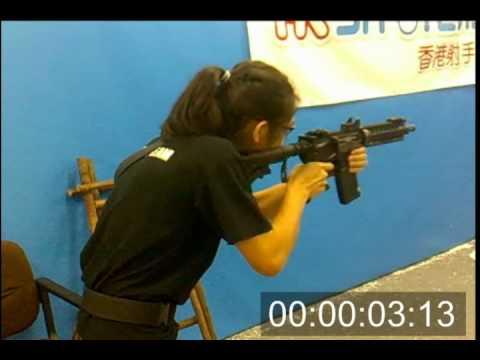 Le fusil airsoft IPSC