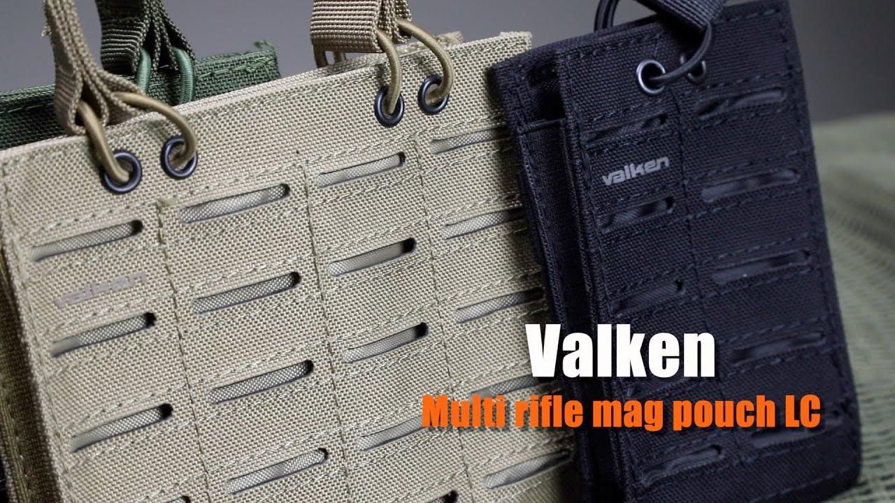 Valken LC Pouch, une poche pour tous les contenir.