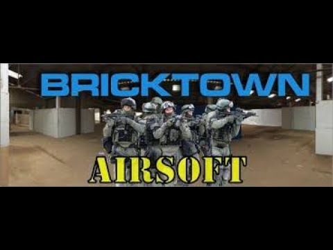 AIRSOFT FIELD BRICKTOWN * HONEY BADGER * CARBIN M4