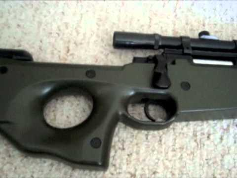 Airsoft LW96A1 AWM Sniper Rifle Review