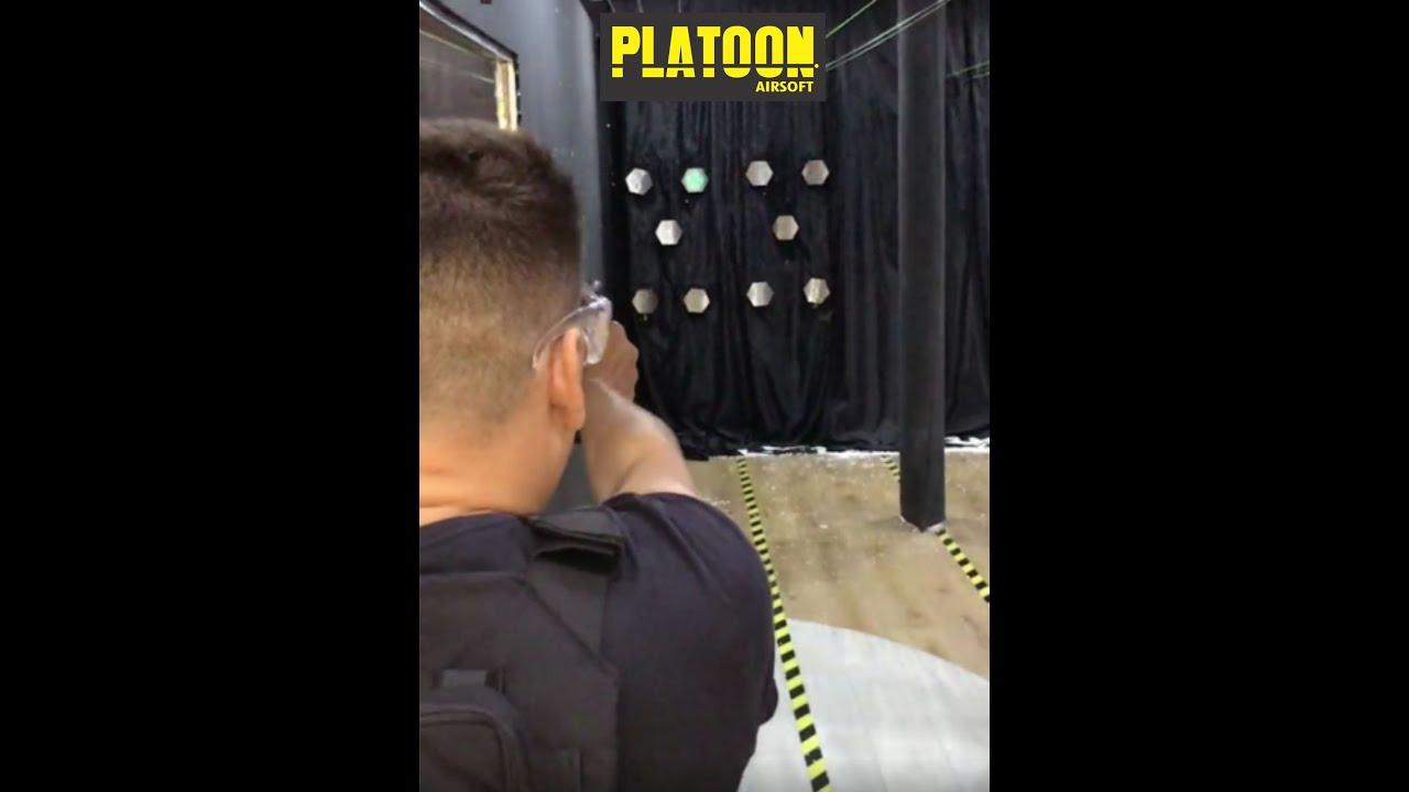 Test: Pistolet Airsoft Scorpion D-Mod Noir