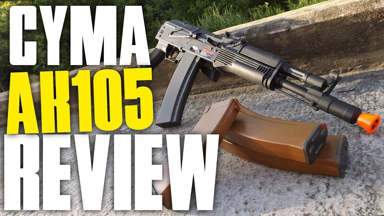 CYMA AK REVIEW – CM040B Déballage et révision