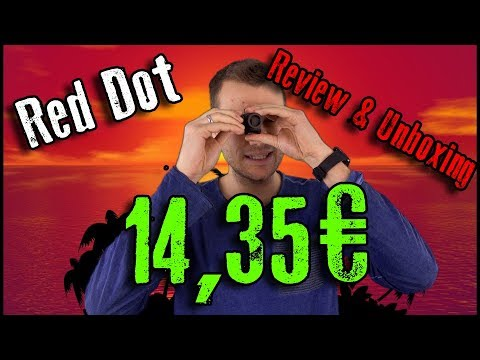 Point rouge 14,35 € | Highlander Airsoft | Révision et déballage