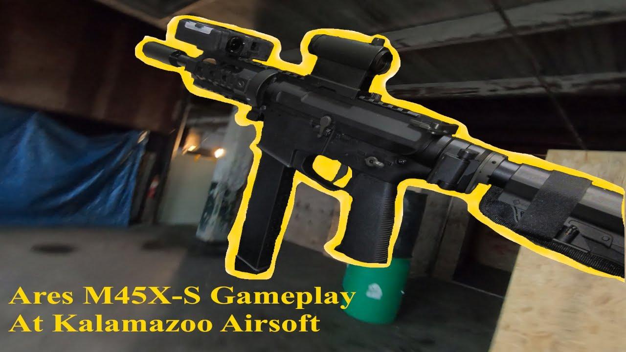 Kalamazoo Airsoft 1-11-20 | Highlight # 1