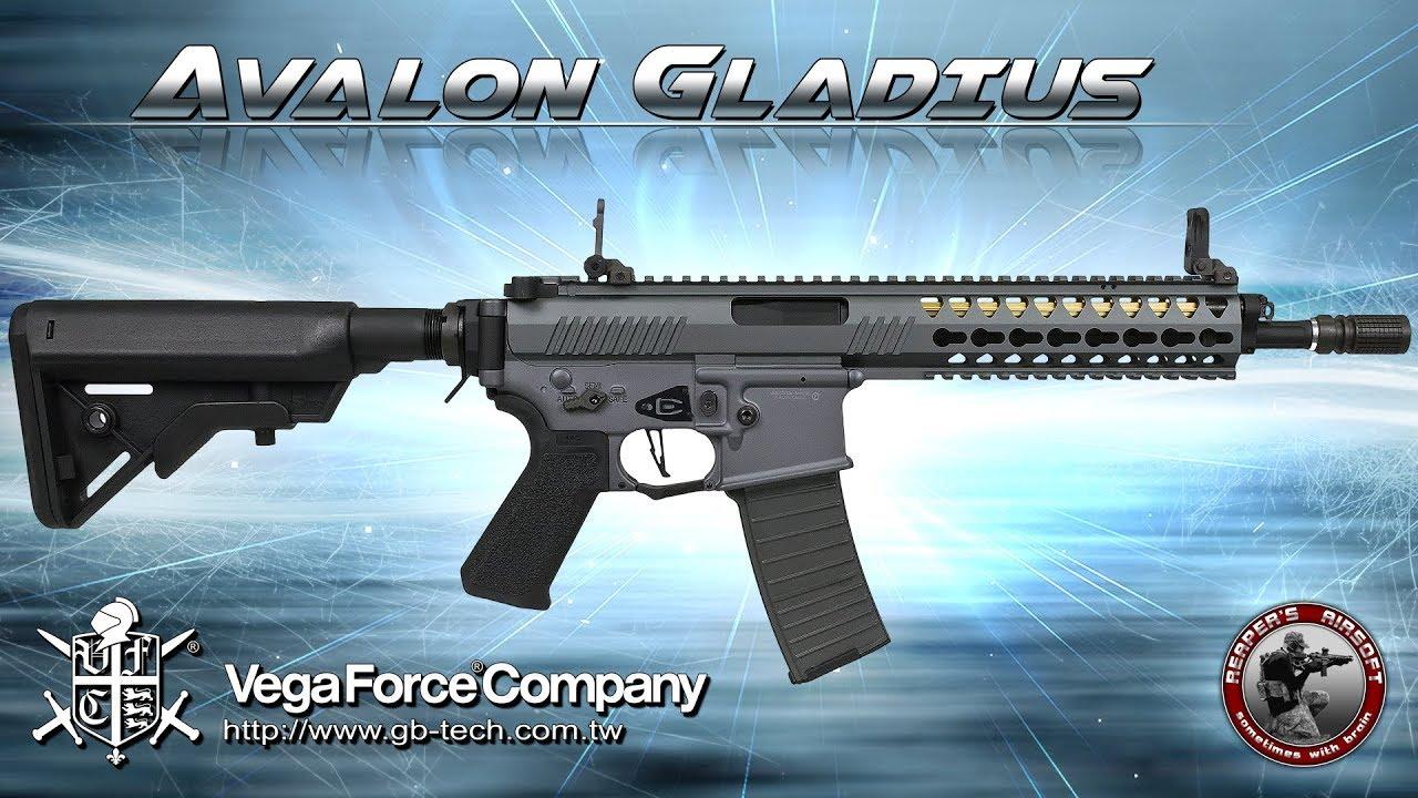 [Review] VFC Avalon GLADIUS PDW avec technologie – Test SAEG – 6 mm Airsoft / Softair – 4K UHD