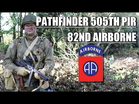 Pathfinder 505th PIR – 82nd Airborne – Review d'uniforme
