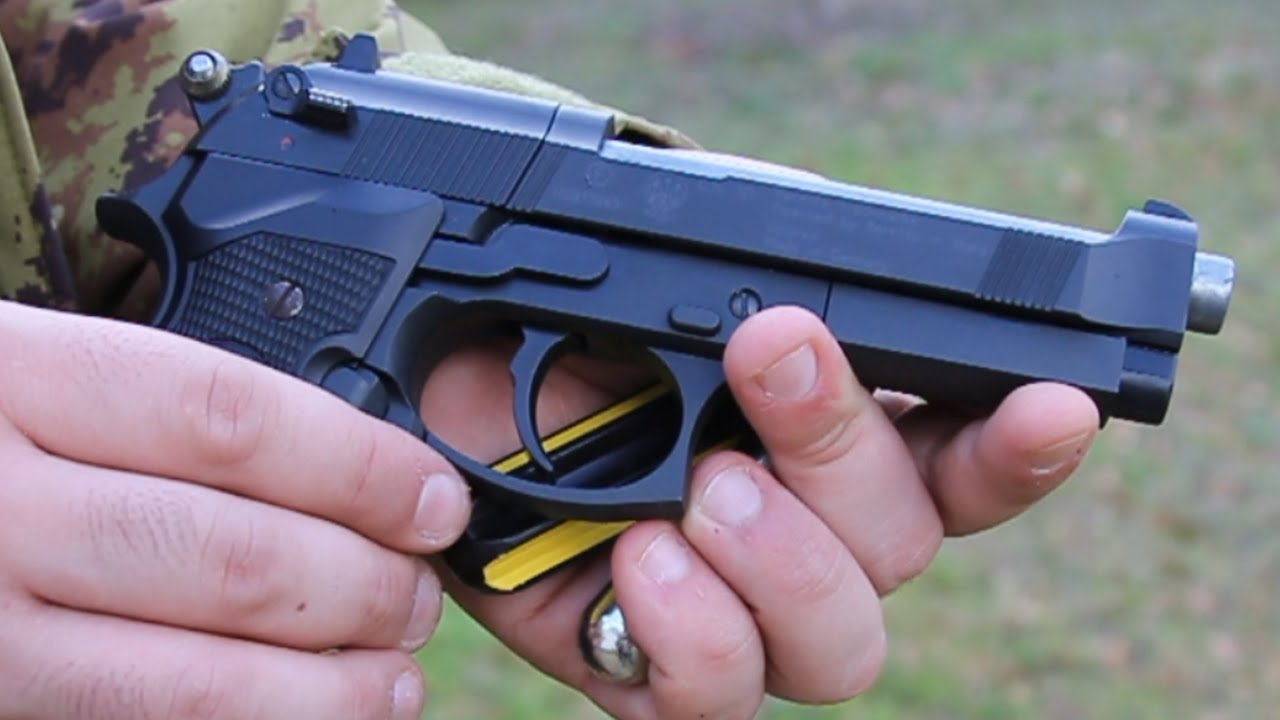 UMAREX – Beretta 92FS | 4,5 mm (0,177)