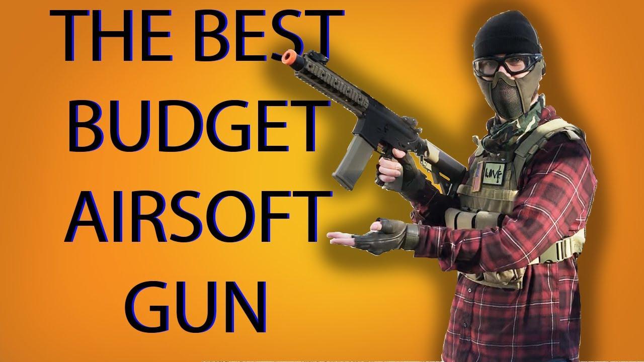 Est-ce le meilleur budget Airsoft M4 ?? Test Specna Arms Edge Series SA-E05, déballage, test de tir