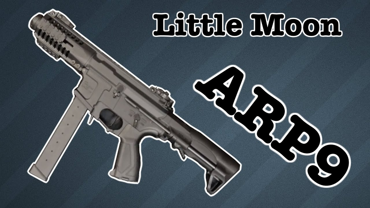 Little Moon XYL ARP9 CQB Tracer Unit Game Play