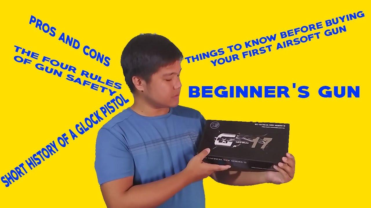 WE Glock 17 Avis (Tagalog)