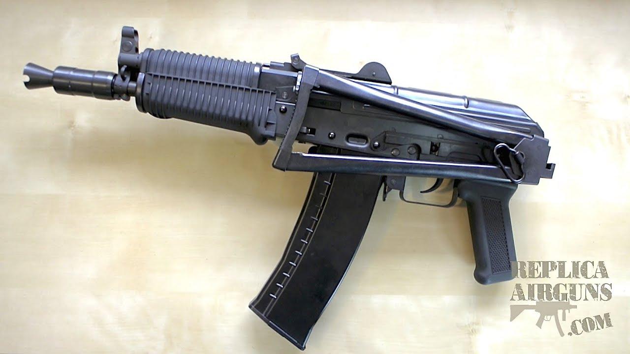 WE AK 74UN GBB Airsoft Assault Rifle Table Top Review
