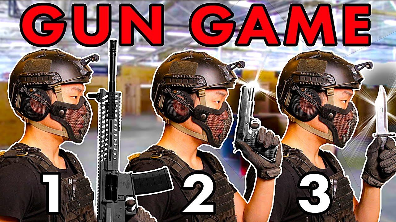Ultimate Gun Airsoft Gun!