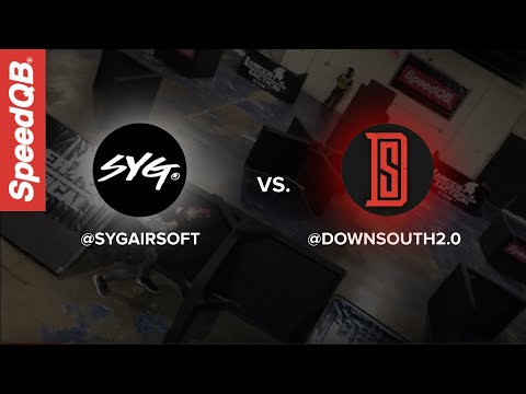 SYG Airsoft contre Downsouth2.0 | Correspondance des touches SpeedQB