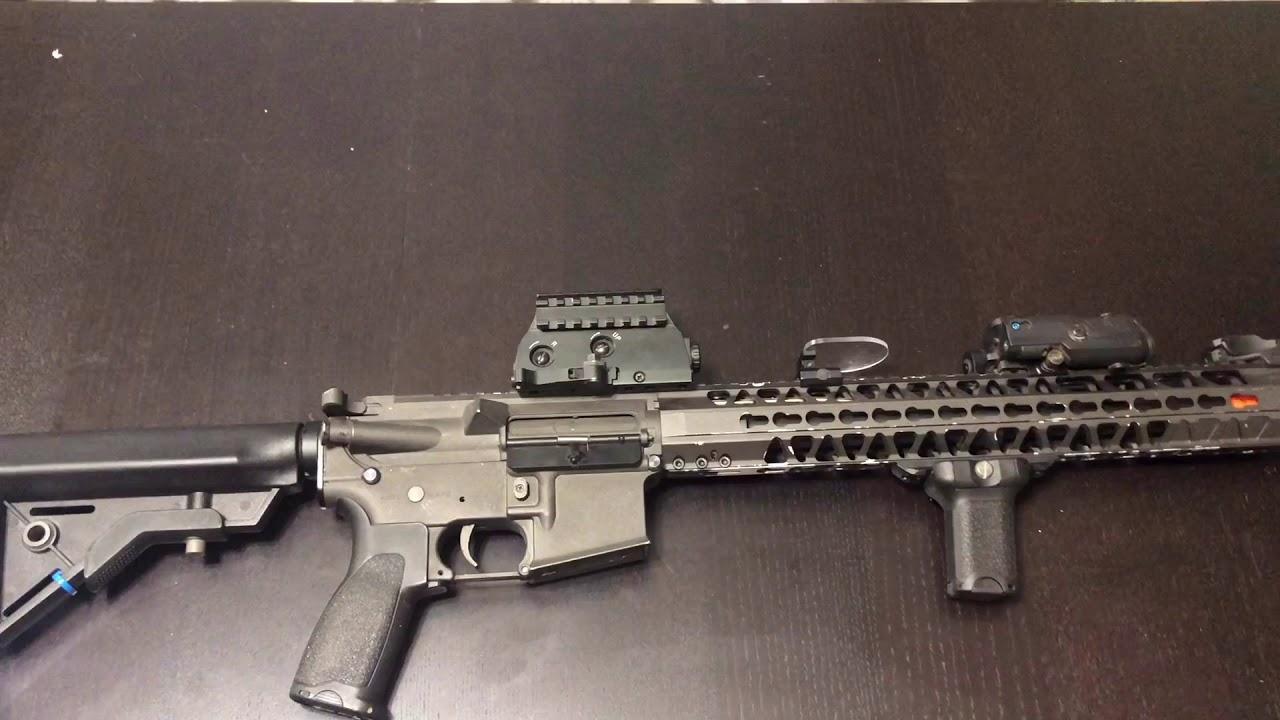Dytac M4 Airsoft Carbine AEG Review