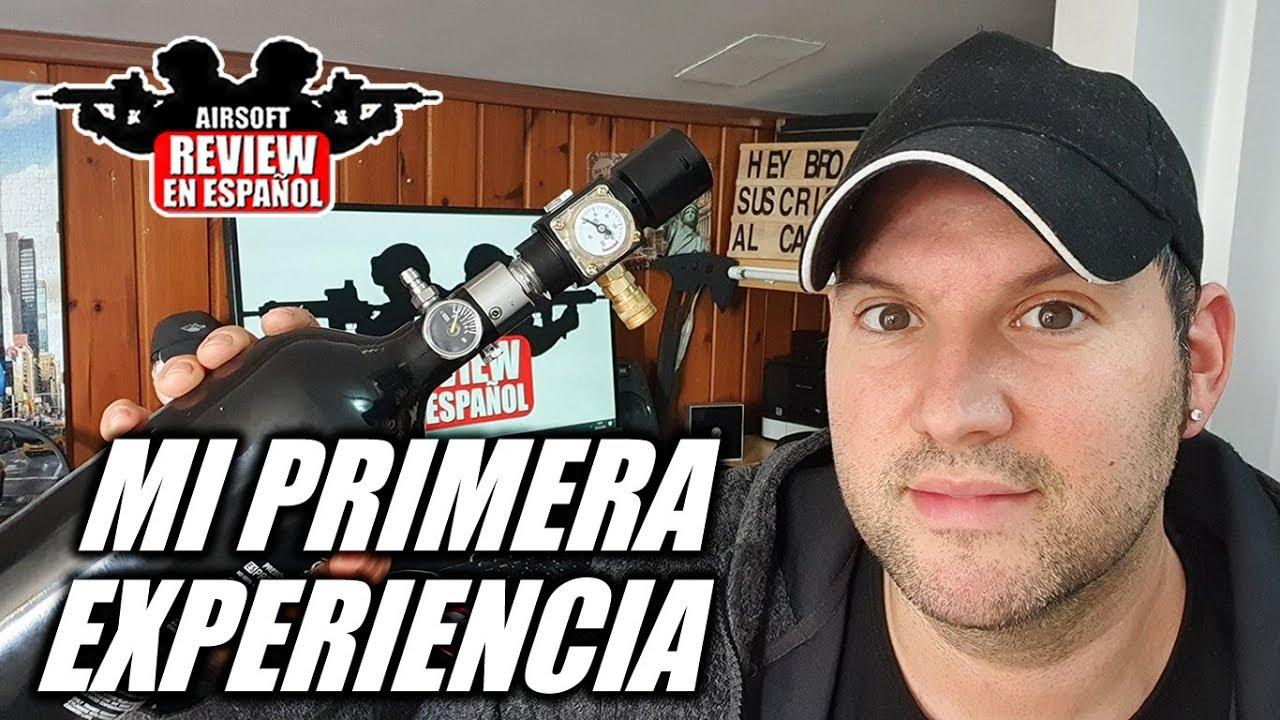 Ma première expérience …. avec le HPA | Revue Airsoft en espagnol