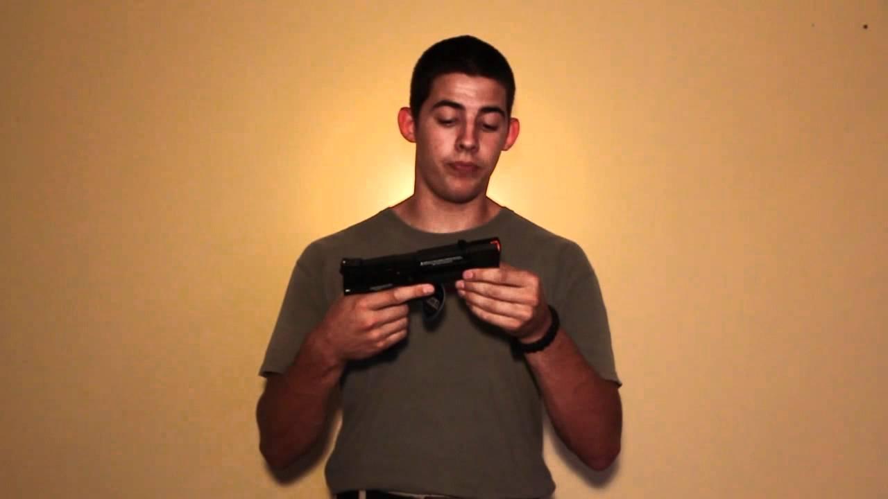 Critique du pistolet KWA USP 45, USP Compact et USP Match Airsoft