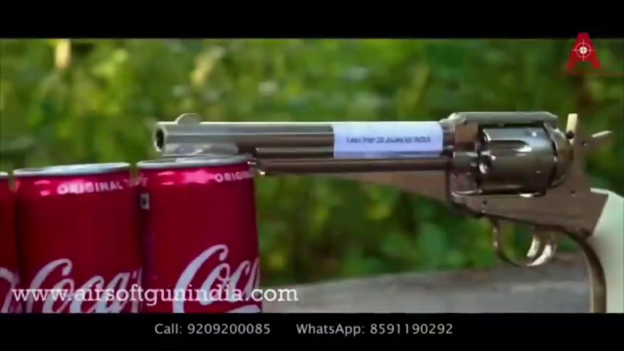 pistolets à air comprimé et revolvers par airsoft gun india