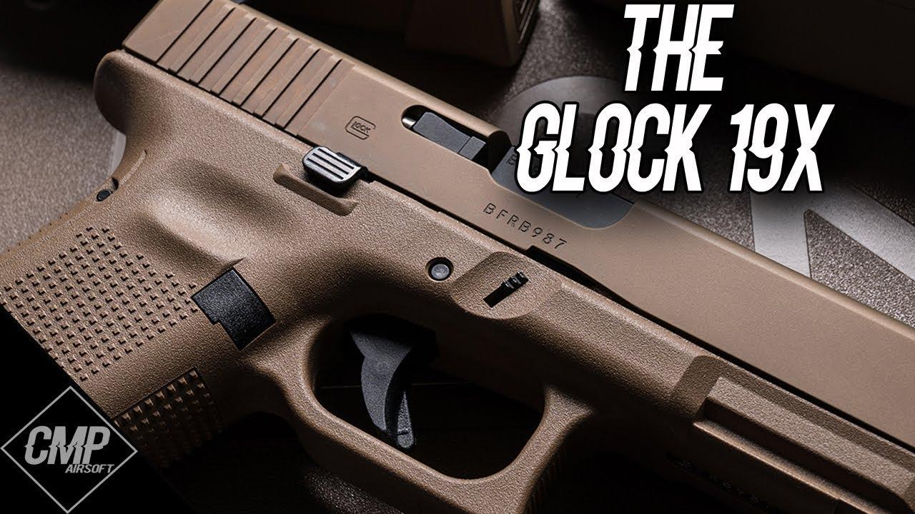 Elite Force Glock 19x Déballage et examen!