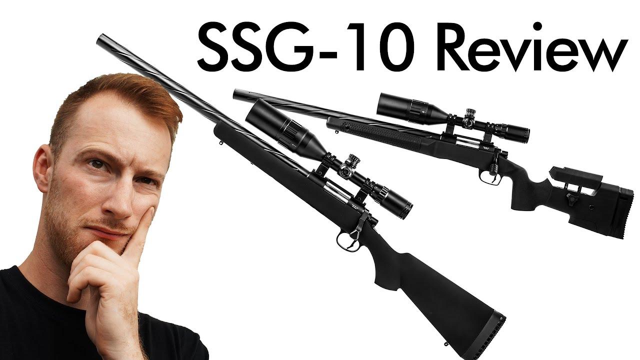 NOVRITSCH SSG-10 Revue après 3 matchs