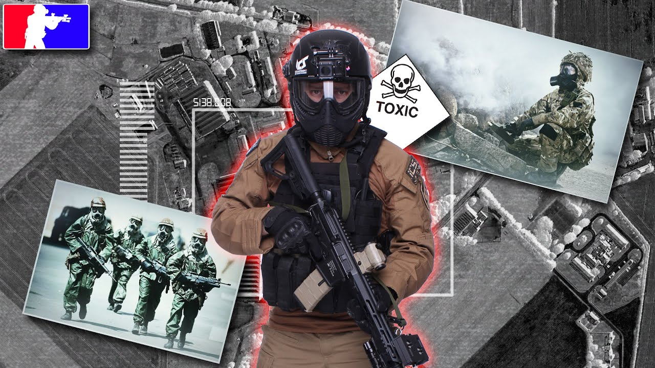 Airsoft Chemical Warfare!