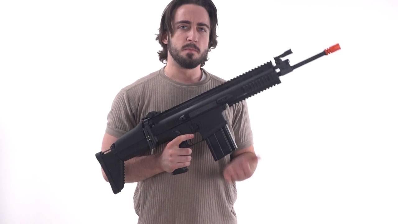 Série VFC FN SCAR – Examen des AEG Airsoft