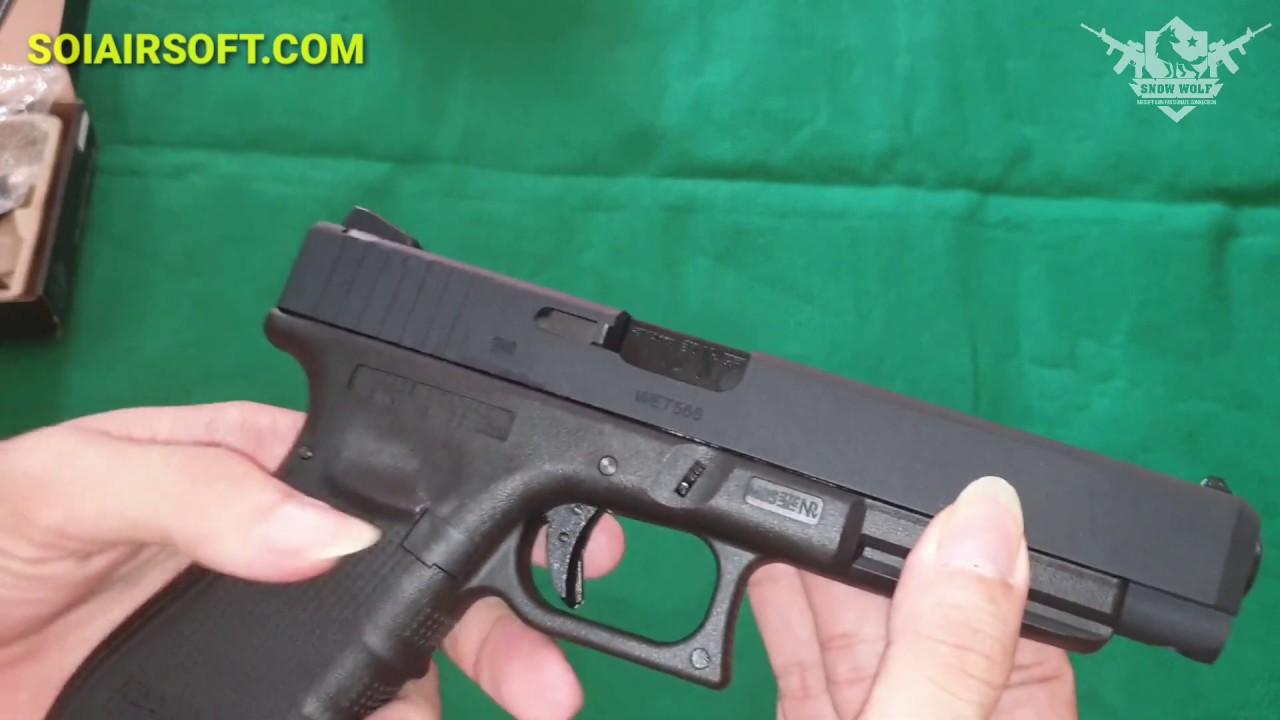 # SOIAIRSOFT.COM – WE Glock 34 (airsoft universel)