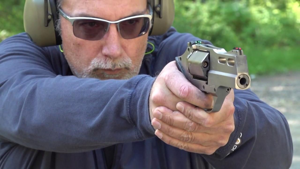 Chiappa Rhino 30DS Revolver Range Day