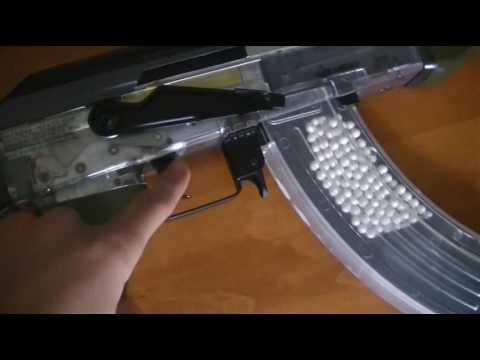 Review du Airsoft AfterMath Kraken Ak-47-Part 1