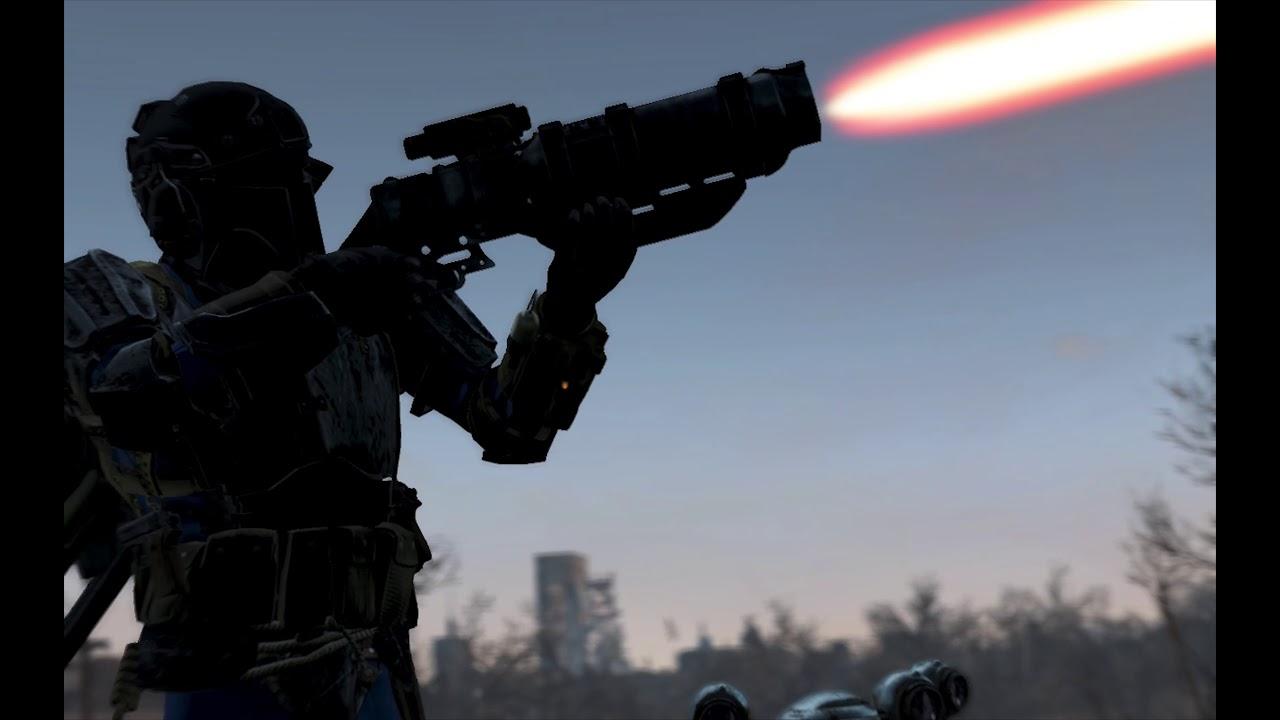 Armure mandalorienne Fallout 4 (Galac-Tac)