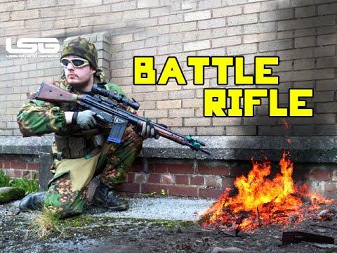 Airsoft – Battle Rifle Infiltration