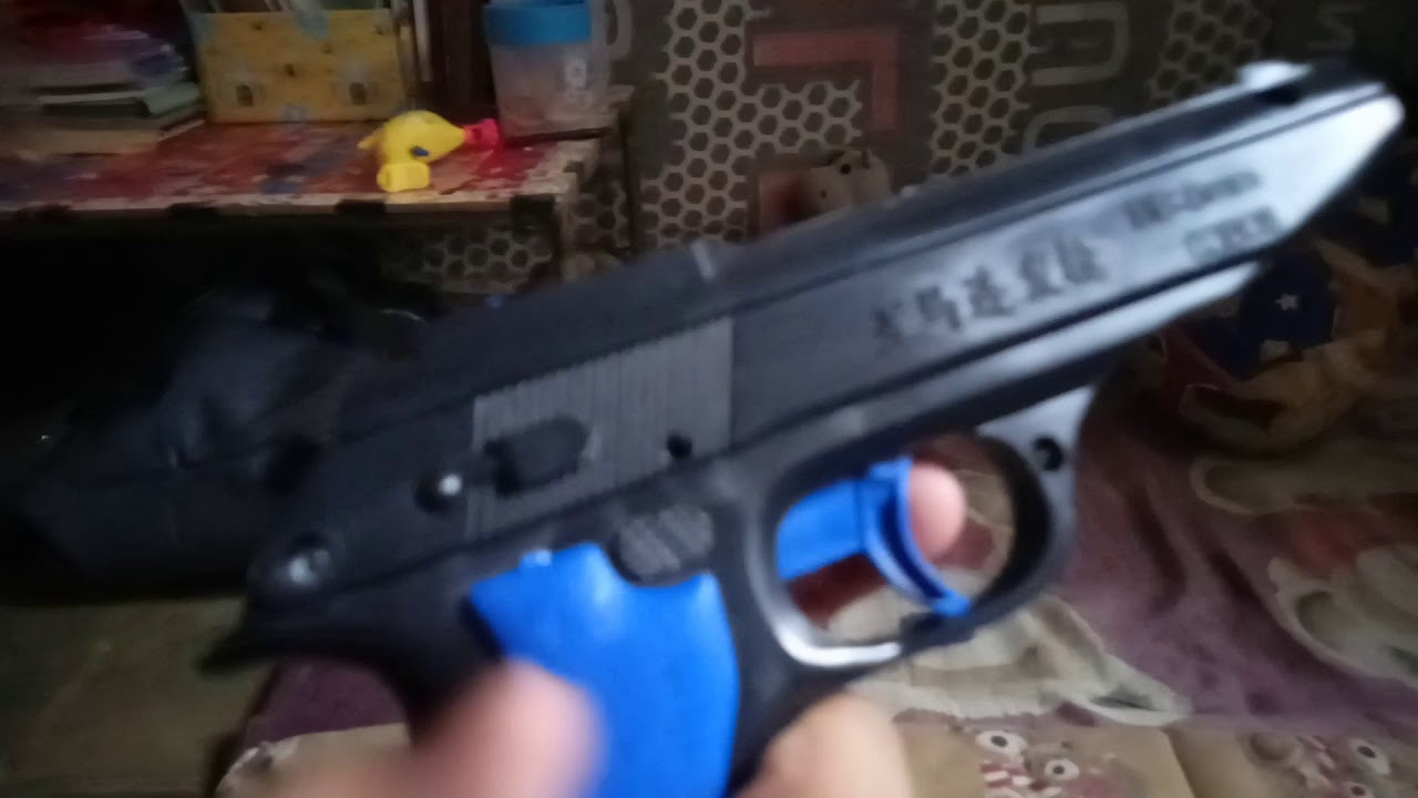 Avis Pistolet airsoft REN HE DONGWU