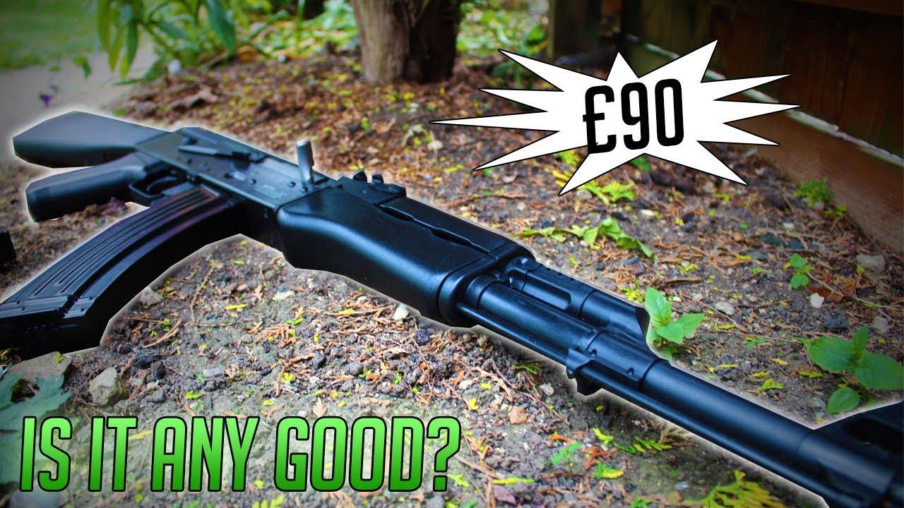 CHEAP 90 £ AEG détruit l'équipe ennemie   SRC AK47