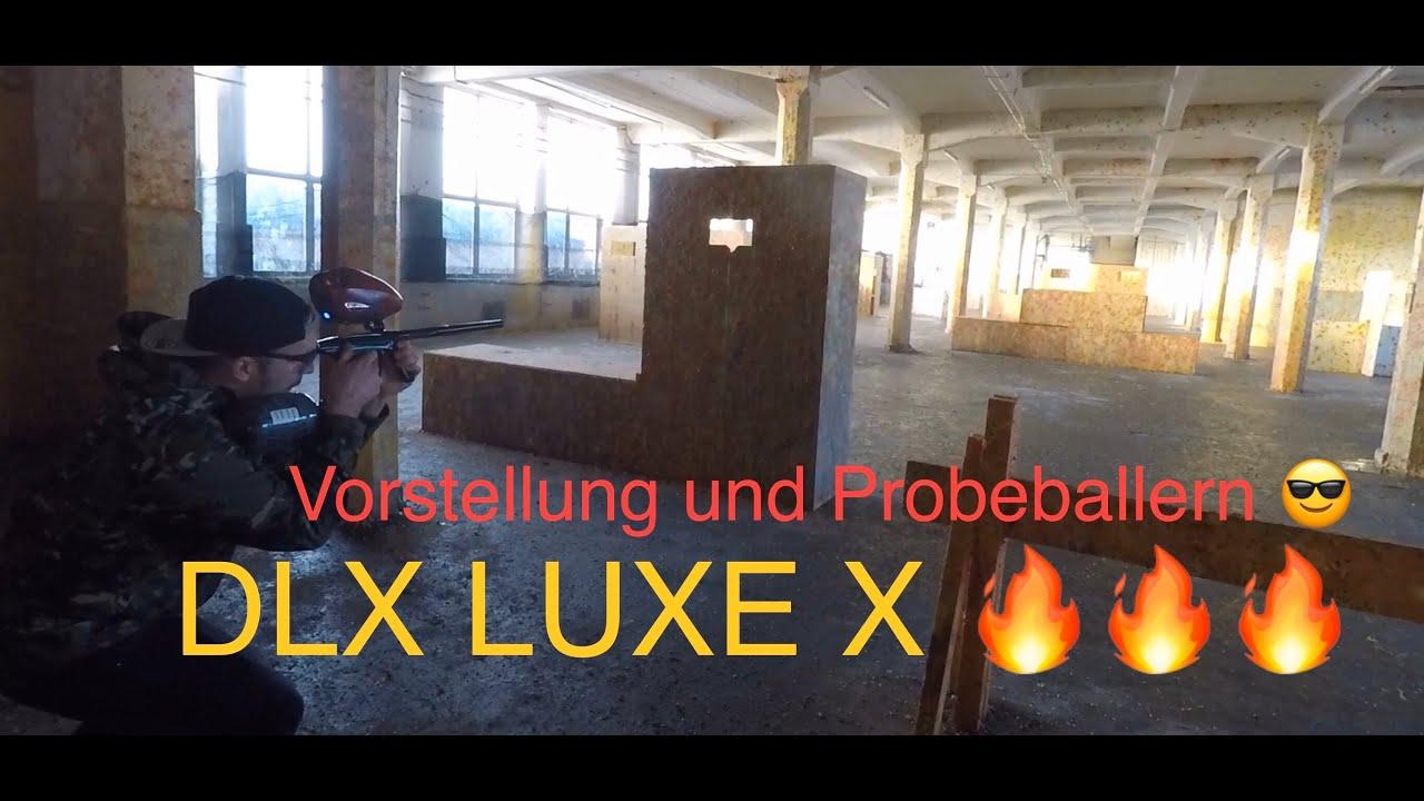 AREA13 | DLX LUXE X | Bienvenue dans l'expérience LUXE 😏 | Paintball et airsoft