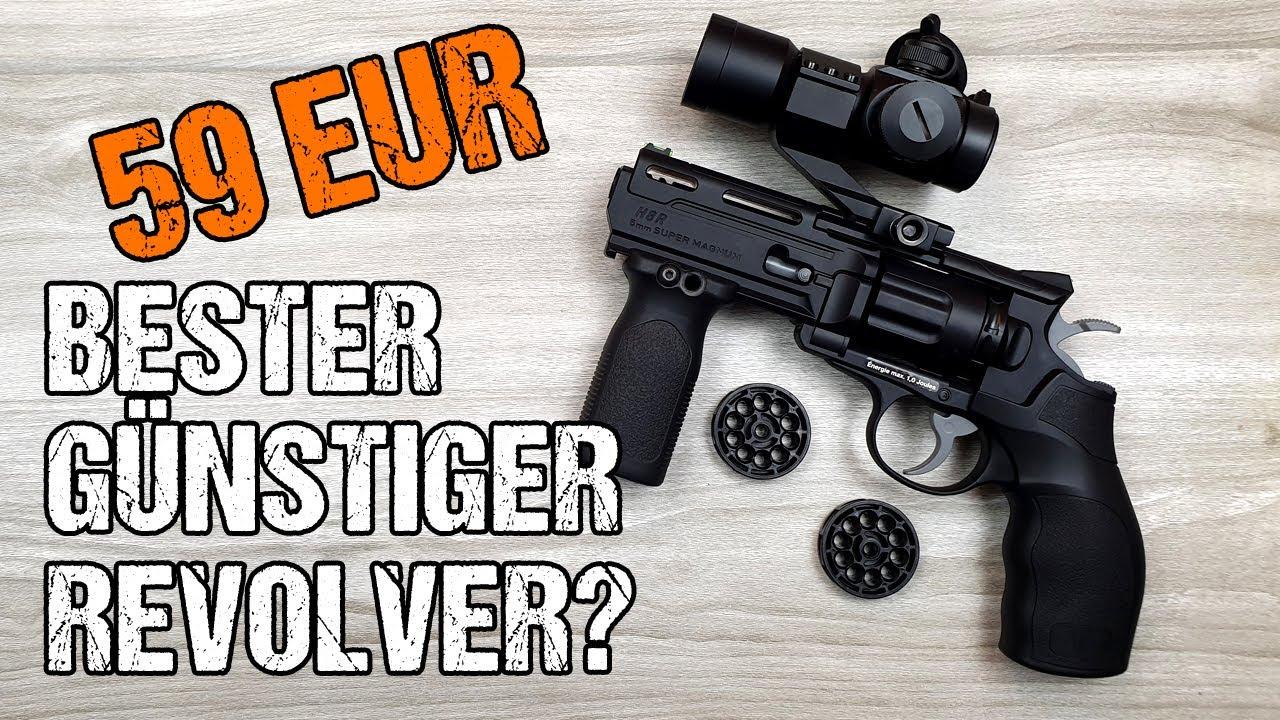 Revolver Airsoft Elite Force H8R Gen 2