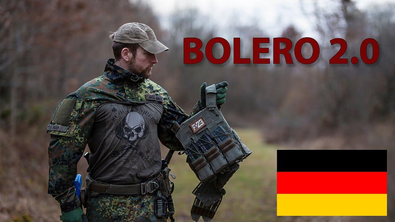 Ripperkon Wolf Bolero 2.0 – Le classique à nouveau disponible!