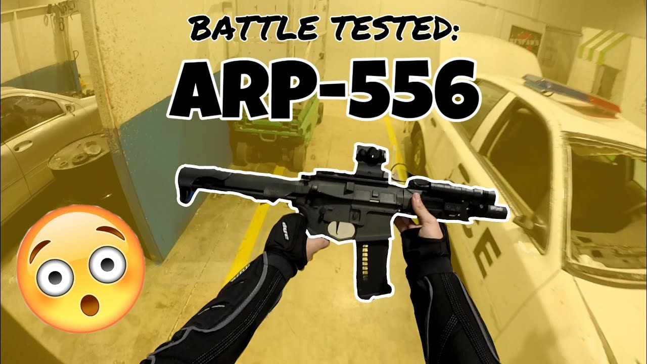 BT: ARP-556 REVIEW & GAMEPLAY