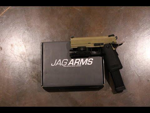 Jag Arms GM4 4.3 HI-CAPA évaluation