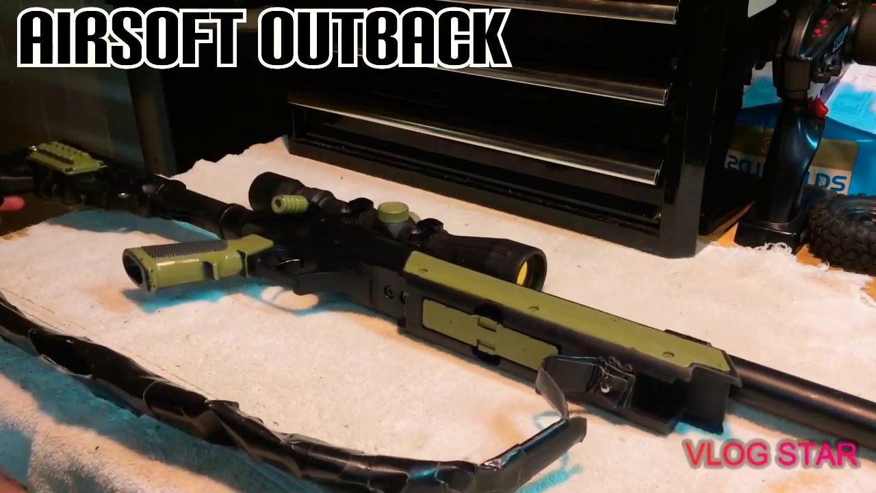 Pistolets et équipements Airsoft