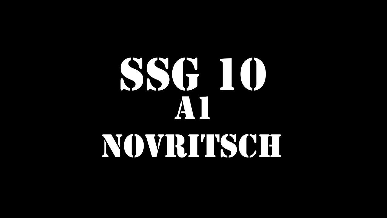 Airsoft SSG 10 de Novritsch Review et test de tir