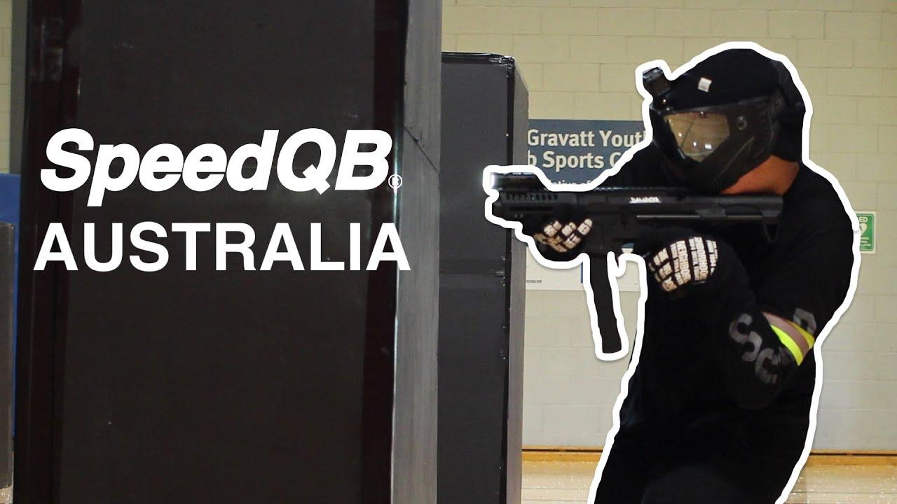Mon premier jeu de SpeedQB … (Australie)