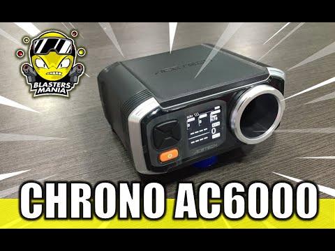 ACETECH AC6000 (Déballage et révision) – Blasters Mania