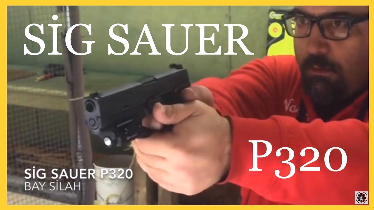 SIG SAUER P320 (M17) Sont-ils vraiment une super arme? (Tir et revue d'armes à feu)